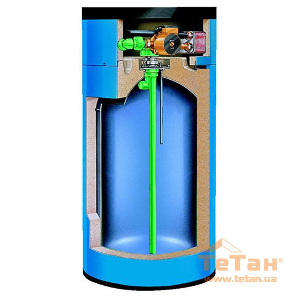 Теплообменники для горячего водоснабжения будерус Кожухотрубный испаритель Alfa Laval DES 350 Озёрск